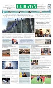 Edition Jeudi 19 Octobre 2017