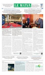 Edition Mardi 12 Decembre 2017