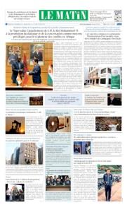 Edition Mercredi 27 Decembre 2017