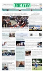 Edition Mercredi 21 Février 2018