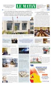 Edition Jeudi 21 Juin 2018