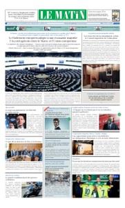 Edition Jeudi 17 Janvier 2019