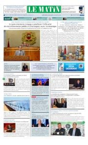 Edition Jeudi 11 Juillet 2019
