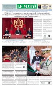 Edition Mercredi 21 Août 2019