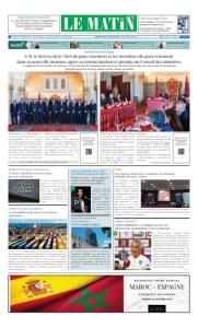 Edition Jeudi 10 Octobre 2019
