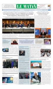 Edition Mercredi 04 Decembre 2019