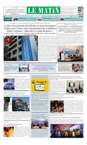 Edition Lundi 17 Février 2020
