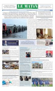 Edition Vendredi 15 Mai 2020