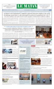 Edition Jeudi 04 Juin 2020