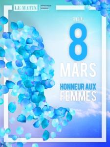 8 Mars Honneur aux femmes