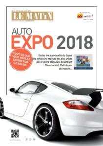 AUTO EXPO 2018 : TOUT CE QUE VOUS VOULEZ SAVOIR SUR LE SALON