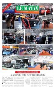 PROMOTIONS DE FIN D'ANNÉE : La grande fête de l'automobile
