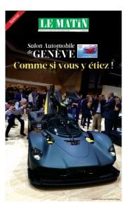 Salon Automobile de GENÈVE : Comme si vous y étiez !