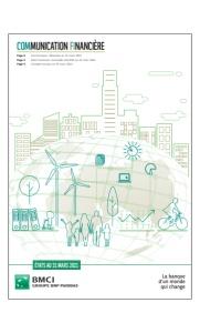 BMCI : Communication Financière États Au 31 Mars 2021