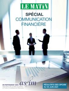 SPÉCIAL COMMUNICATION FINANCIÈRE