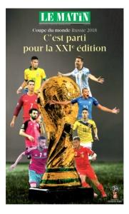 Spécial Sport Coupe du monde 2018