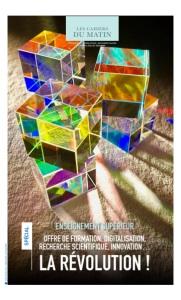 ENSEIGNEMENT SUPÉRIEUR: OFFRE DE FORMATION, DIGITALISATION, RECHERCHE SCIENTIFIQUE, INNOVATION… LA RÉVOLUTION