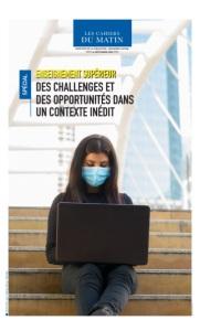 ENSEIGNEMENT SUPÉRIEUR : DES CHALLENGES ET DES OPPORTUNITÉS DANS UN CONTEXTE INÉDIT