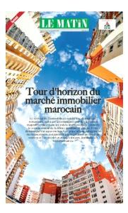 Tour d'horizon du marché immobilier marocain