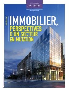 IMMOBILIER, PERSPECTIVES D'UN SECTEUR EN MUTATION