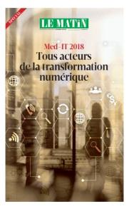 Med-IT 2018 : Tous acteurs de la transformation numérique