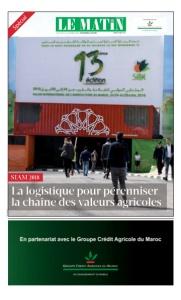 SIAM 2018 : La logistique pour pérenniser la chaîne des valeurs agricoles