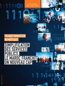 TRANSFORMATION NUMERIQUE : Simplification Des Services Publics,Le Maroc Franchit Un Nouveau Cap